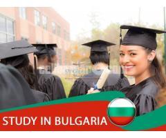 Study in Bulgaria