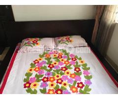 Hatil khat & dressing table