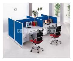 officer Panel partition & Work Station Furniture & Decoration