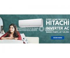 Hitachi 1.5 Ton Air Conditioner