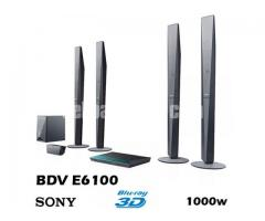 Sony BDV-E6100 3D blu-ray player home theater