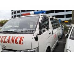 TRH200-0193012 ambulance new shape