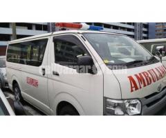 TRH200-0193012 ambulance new shape