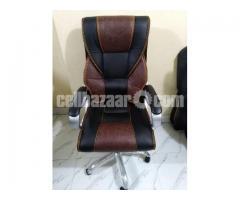 Office Boss Chair Model SQ - 01HB