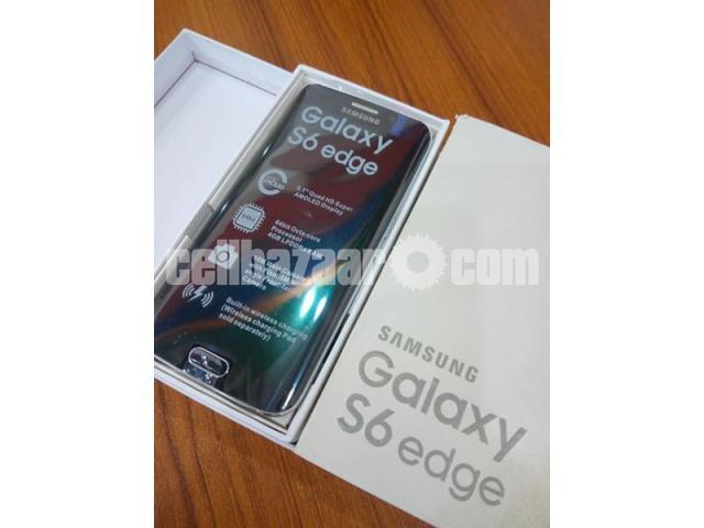 Samsung S6 edge RAM 3GB 32GB INTACT BOX - 2/5