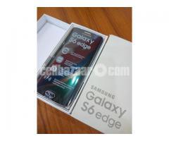 Samsung S6 edge RAM 3GB 32GB INTACT BOX - Image 2/5