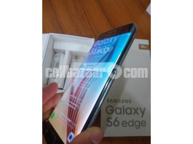 Samsung S6 edge RAM 3GB 32GB INTACT BOX - 3/5