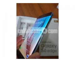 Samsung S6 edge RAM 3GB 32GB INTACT BOX - Image 3/5