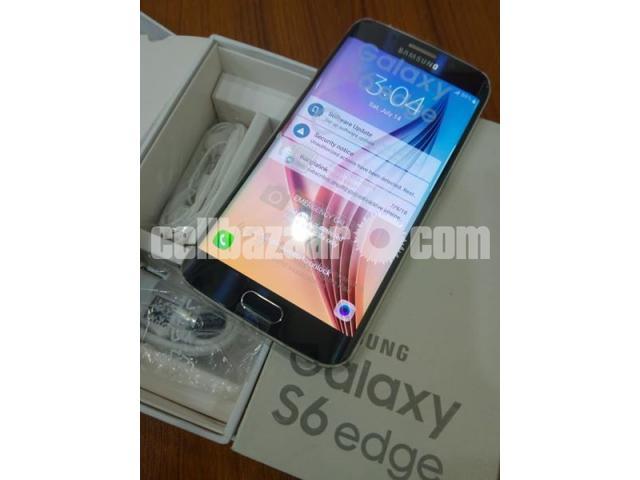 Samsung S6 edge RAM 3GB 32GB INTACT BOX - 5/5