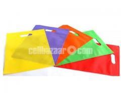 Tissu d cut bag
