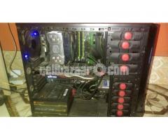 Gaming PC I5-4590 GTX970 4GB RAM 8GB
