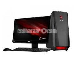 PC মেলা Core i3 3rd gen 4gb 500gb 17LED