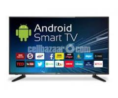 "32"" SMART✔️VIEW ONE✔️Android LED TV"