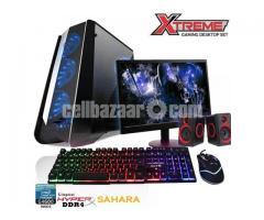 """New DesktopComputer(320GB/4GB)+19""""HD LED"""