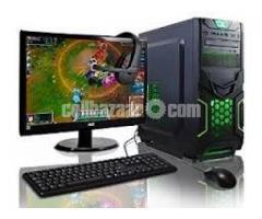 ঈদুল আযহা অফার Core 2 duo 2gb Ram 250gb HDD 17LED