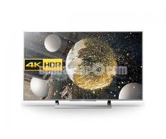 "SONY BRAVIA 43"" X8000E LED TV"