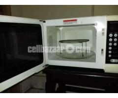 Whirlpool Microwave Oven