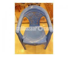 New plastic Chair