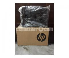 HP Laptop intact core i3 7 Generation