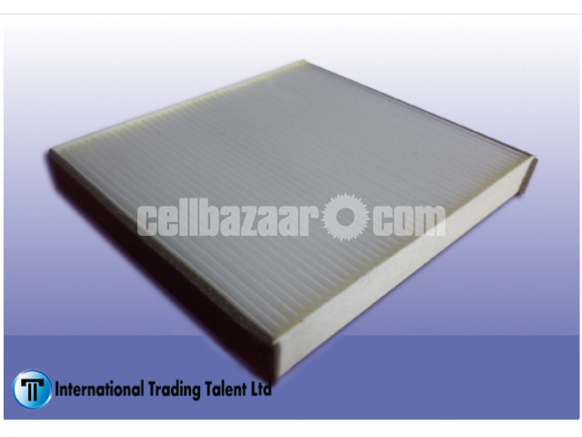AIR FILTER,CABIN/AC FILTER,OIL FILTER Package - 2/3