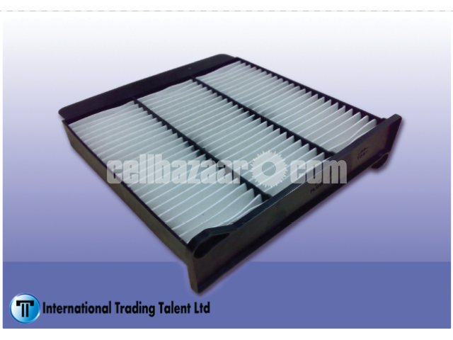 AIR FILTER,CABIN/AC FILTER,OIL FILTER PACKAGE - 3/3