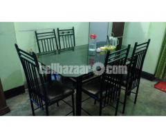 Daining Table and chairs