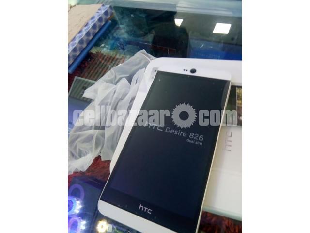 HTC Desire 826 ORIGINAL New Full Box - 2/5