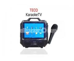 Karaoke TECO T13 LED 14'' TV Bluetooth Karaoke Player