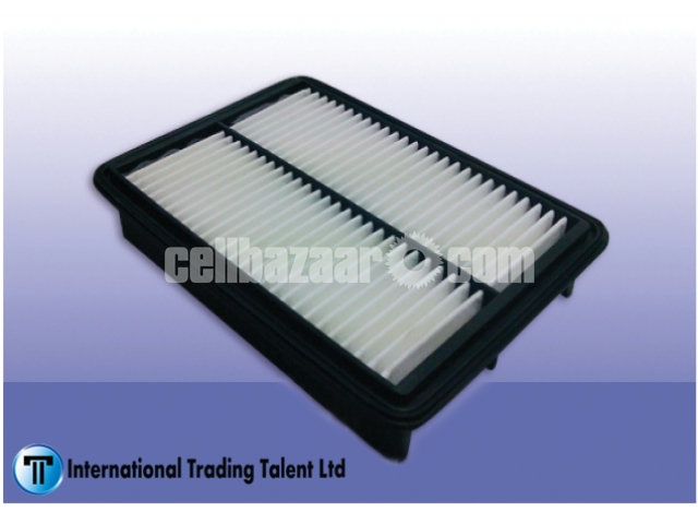 AIR FILTER,CABIN/AC FILTER,OIL FILTER PACKAGE - 1/3