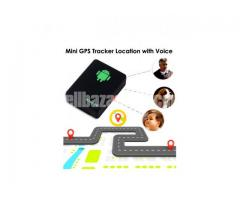 Gps Tracker mini with Voice