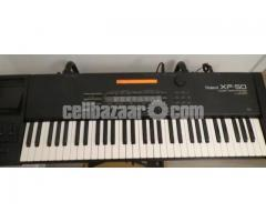 Roland Xp-50 New Look