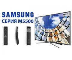 SAMSUNG 43'' M5500 SMART LED TV