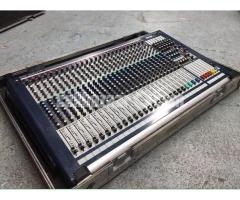 Soundcraft GB-4-24 England