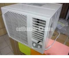 1.5 Ton Midea Window AC 18000 BTU