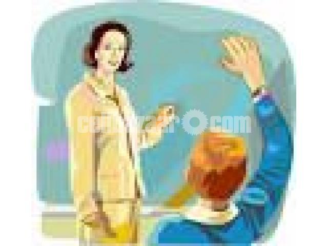 Lady Home Tutor for English Medium/Version - 1/1