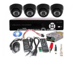 CCTV HD Camera 08 Pcs Total Packages