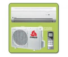 Energy Saving CHIGO 1.5 Ton Split air conditioner/AC
