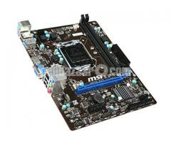 MSI Motherboard & Core i5 3,20GHZ