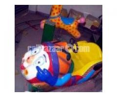 Cartoon Car Kiddy Ride | Amusement Park Products