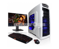 "GAMING INTEL DUAL CORE 2GB 320GB 19""LED"