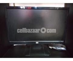 """HP LCD 19"""" monitor"""