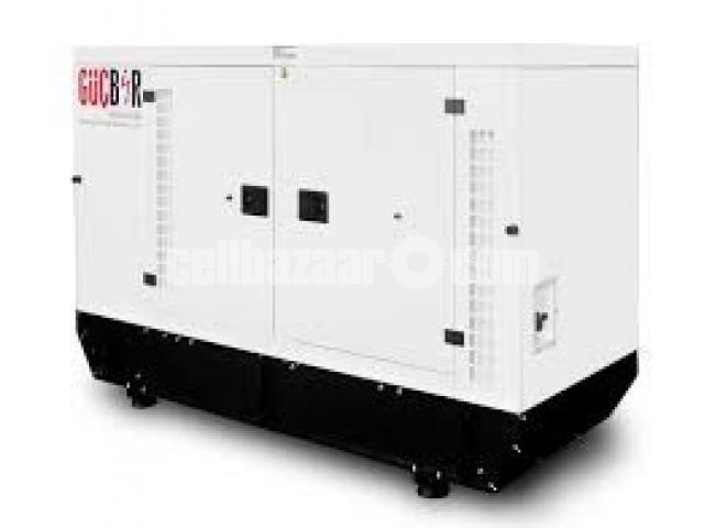 Turkey Diesel Generator 30 KVA - 3/3