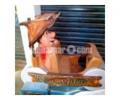 Jungle Boy Ride | Amusement Park Suppliers