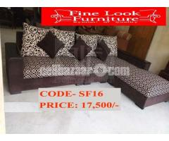 EXCLUSIVE L- SHAPE SOFA COLLECTION