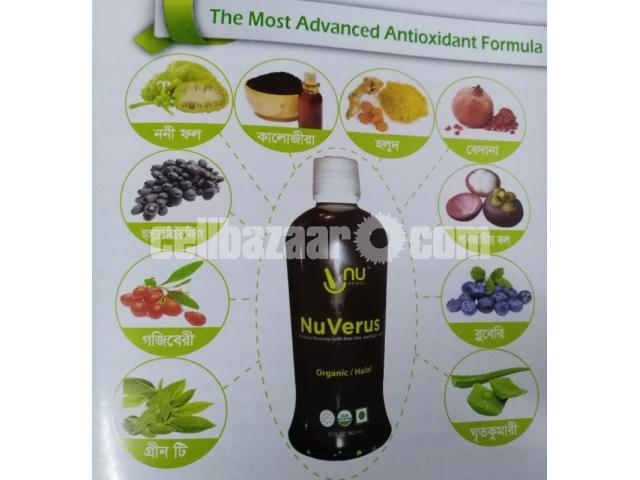 Nuverus juice - 1/2