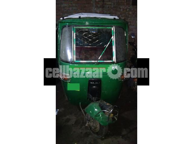 CNG Auto rikshaw sale as a urgent ! 03 Nos - 1/3