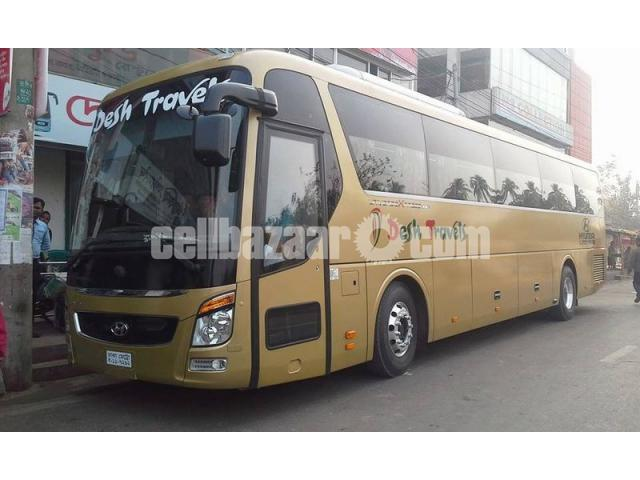 AC BUS TICKET FROM DHAKA TO RAJSHAHI 19/08/18 - 1/1