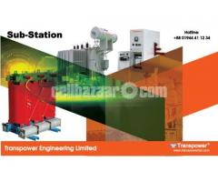 1250 KVA Electric Sub Station