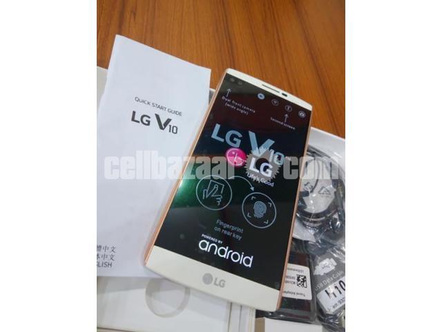 LG V10 4GB RAM 64GB ROM ORIGINAL  NEW FULL BOX - 1/5