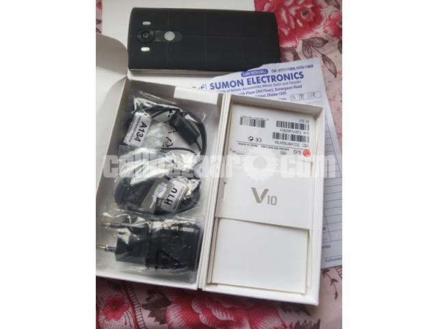 LG V10 4GB RAM 64GB ROM ORIGINAL  NEW FULL BOX - 2/5